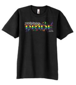 North Texas Pride Shirt in Black